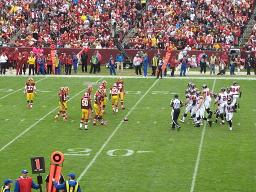 Washington Redskins Vs Atlanta Falcons 07.10.2012 FedEx 012