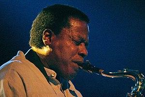 American jazz saxophonist Wayne Shorter in 2006.