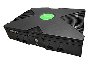 This is a photo of my Xbox