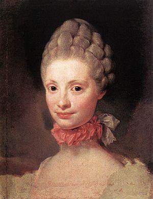 Anton Raphael Mengs - Maria Luisa of Parma - W...