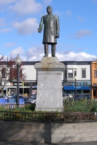 Image result for arcata mckinley statue
