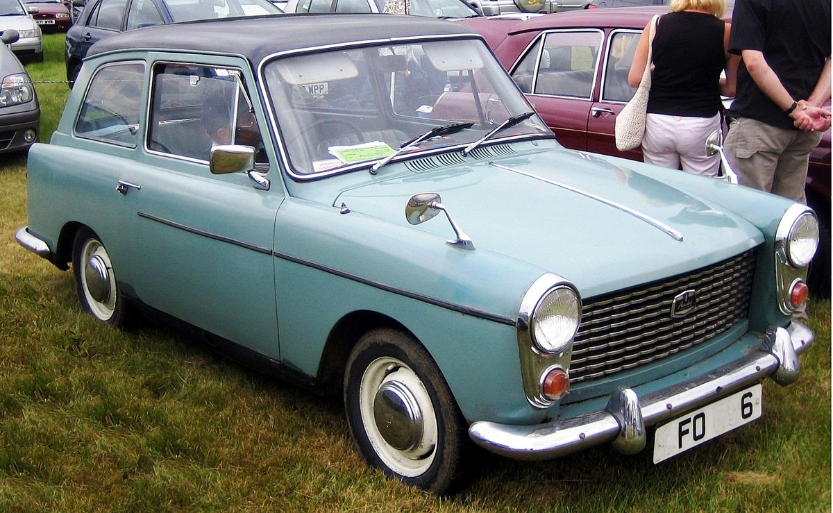 1960 1970 British Cars