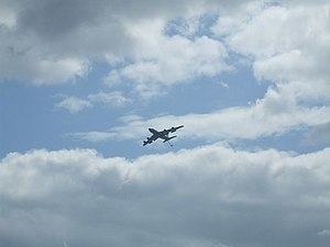 English: Boeing KC-135 Stratotanker The USAF p...
