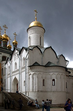 Church of the Deposition of the Robe in Moscow