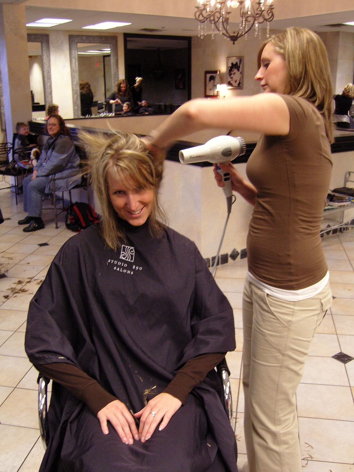 Hairdressing Salon Wiktionary