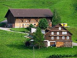 Farmhouse In Italian