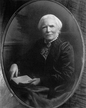 English: portrait of Elizabeth Blackwell