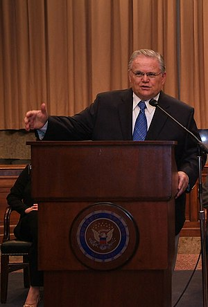Pastor John C. Hagee of Cornerstone Church in ...