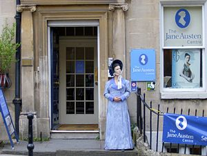 English: *Description: Jane Austen Centre take...