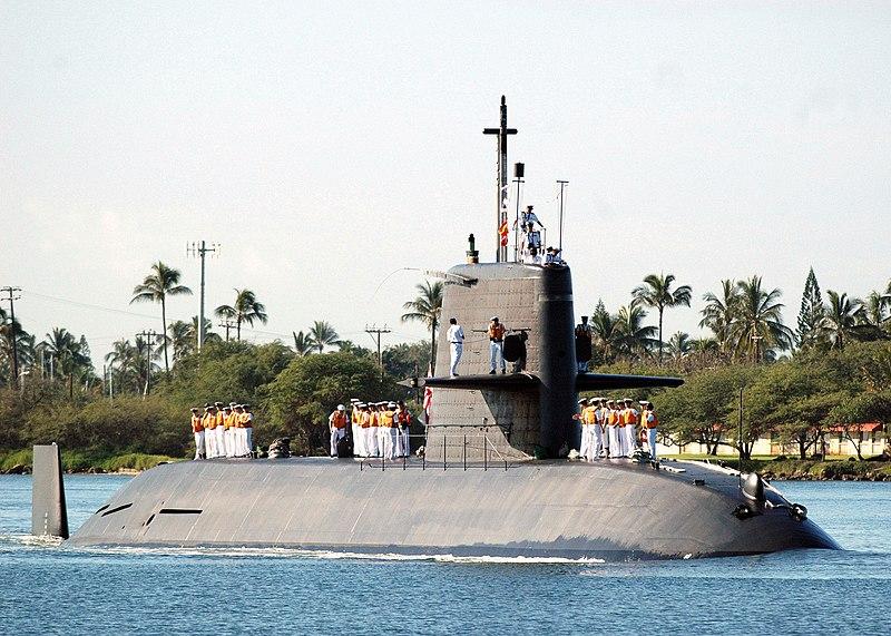 File:Japanese Submarine Oyashio SS590.JPEG