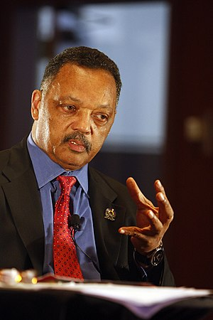 Reverend Jesse Jackson Sr. discusses funding h...