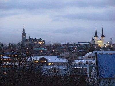 Reykjavík – Wikipedia, wolna encyklopedia