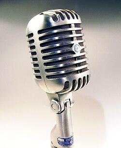 Znalezione obrazy dla zapytania stary mikrofon