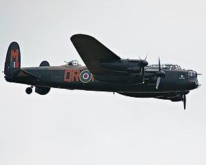 Avro Lancaster B I PA474 (Battle of Britain Me...