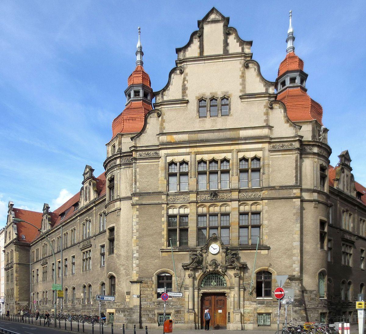 Amtsgericht Neukölln – Wikipedia