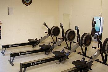 Concept 2 Indoor Rowers