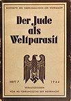 Titelblatt einer antisemitischen Schrift der Wehrmacht (1944)