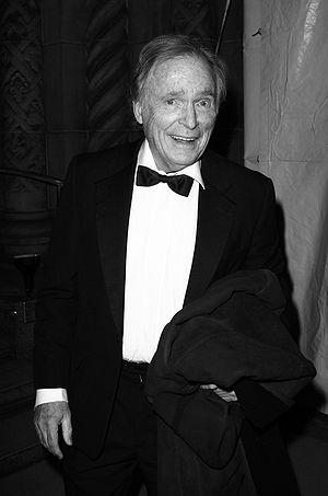 Talk Show Host Dick Cavett