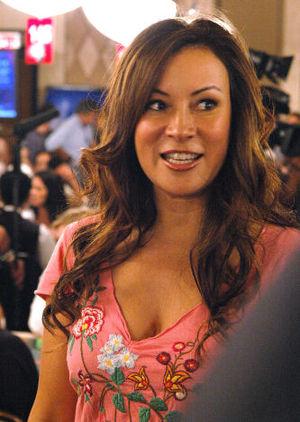 Jennifer Tilly in 2006 World Series of Poker -...