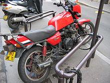 Kawasaki GPZ — Wikipédia