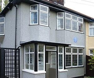 Picture of Mendips, John Lennon's childhood home