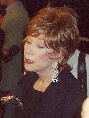 Photo of Shirley MacLaine at the Toronto Film ...