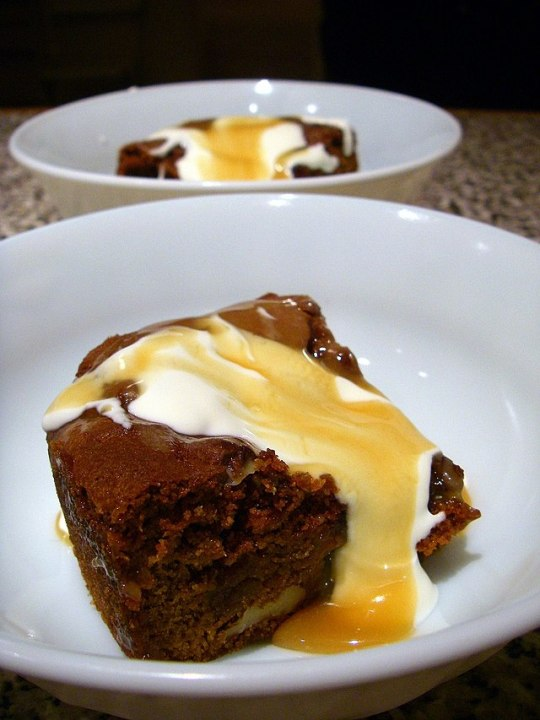 Sticky Toffee Pudding!