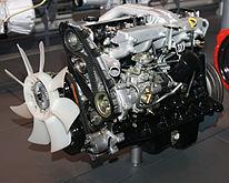 Toyota HD engine  Wikipedia