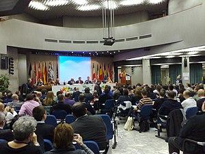 Arcigay national congress 2010 - Perugia