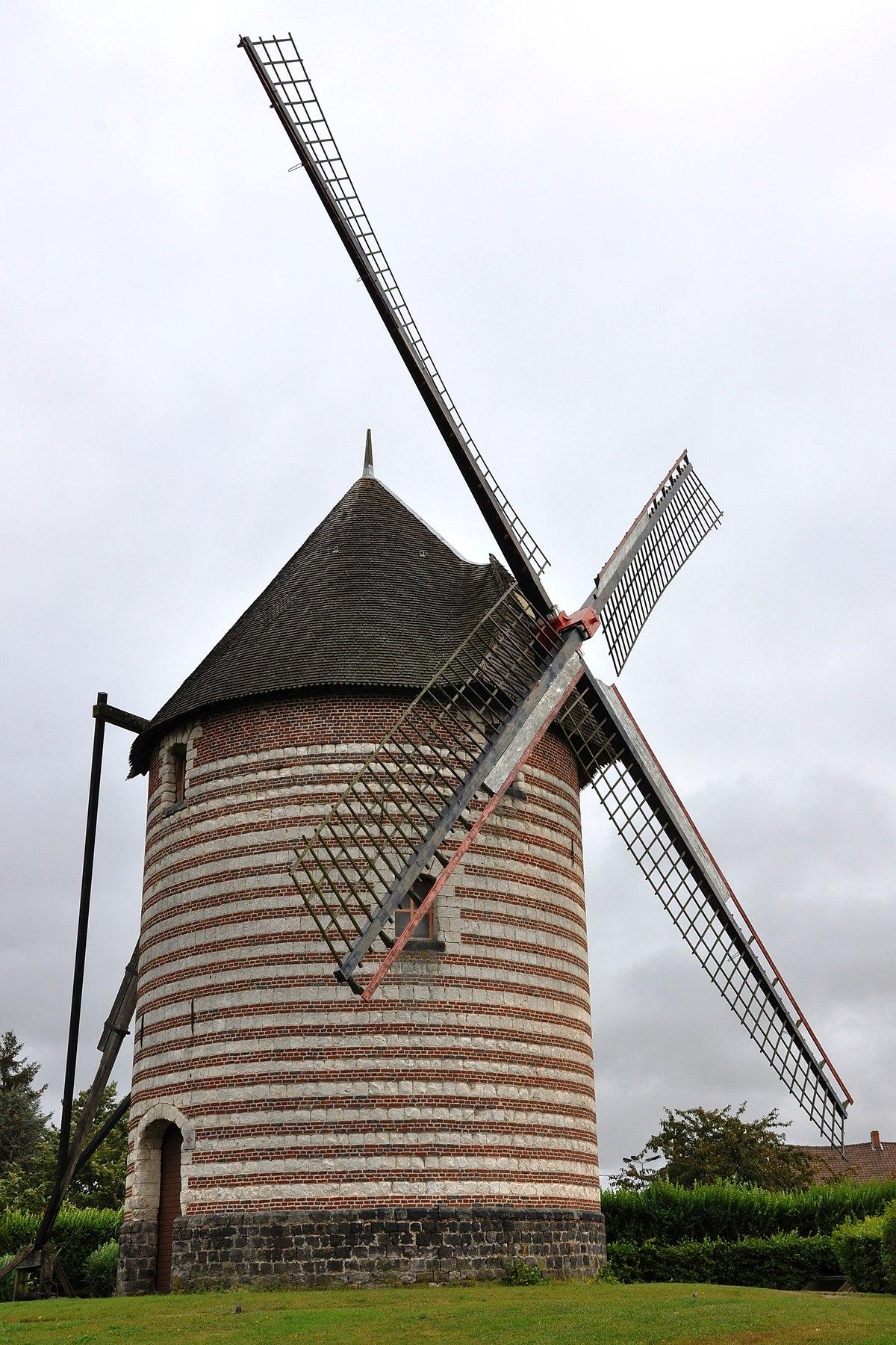Moulin De Beuvry Wikip 233 Dia