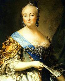 Kejsarinnan Elizaveta Petrovna