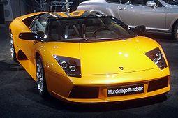 Lamborghini Murciélago Roadster (2004)