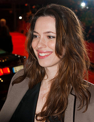 Actress Rebecca Hall arriving at the premiere ...