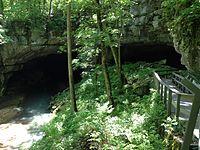 ラッセル洞窟
