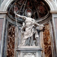 Saint Longinus by Bernini