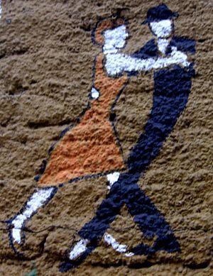 Argentine Tango Art