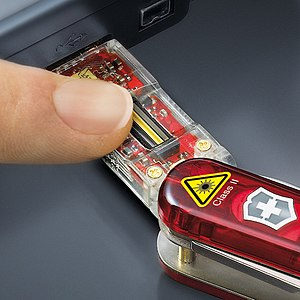 Victorinox Secure USB Stick with Fingerprint R...
