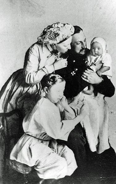 Файл: семья великого князя Николая Nicholaievich.jpg