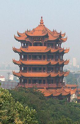 Pagoda della Gru Gialla a Wuhan