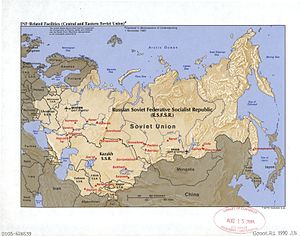 English: INF-Related Facilities in the USSR. I...