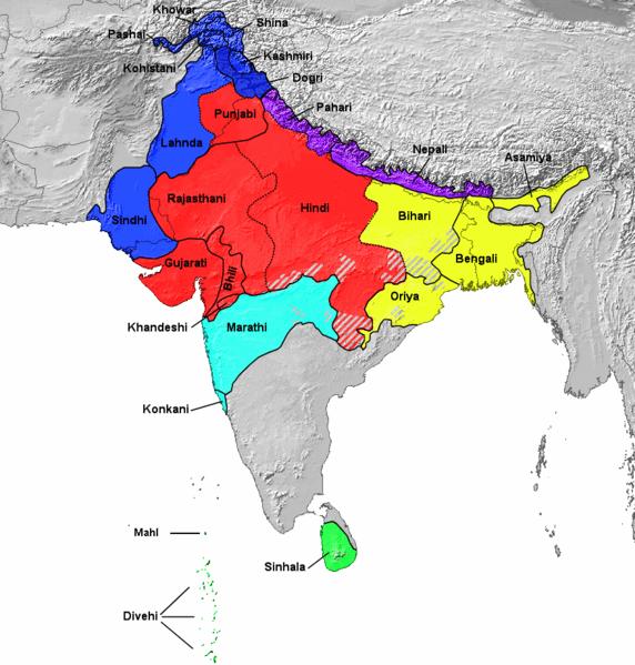File:Indoarische Sprachen Gruppen.png
