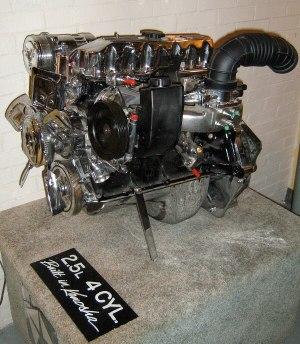 AMC straight4 engine  Wikipedia