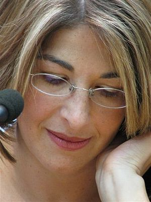 Naomi Klein (b. May 5, 1970), Canadian journal...