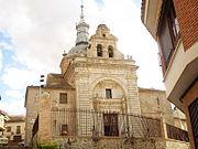 Iglesia del Sant�simo Cristo de la Vera Cruz.