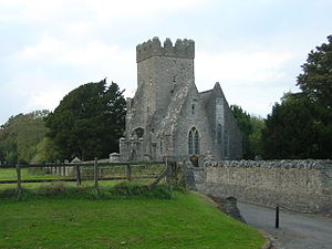 St. Doulagh's Church, Malahide