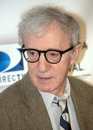 English: Woody Allen at the 2009 Tribeca Film ...