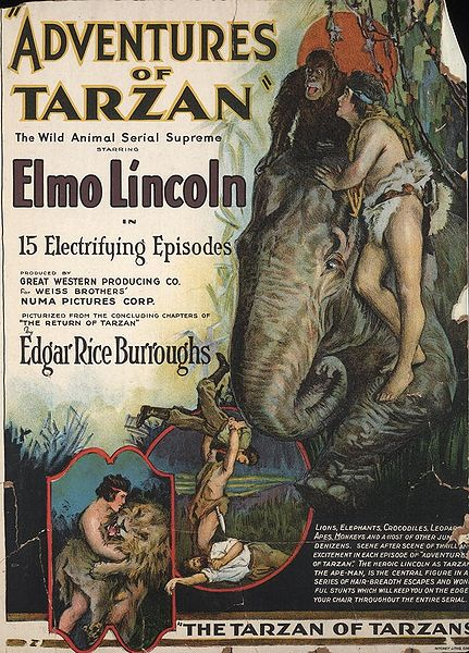 Archivo:Adventures of Tarzan - Elmo Lincoln.jpg