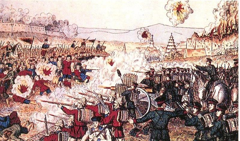Boxer Rebellion - in China (3/6)