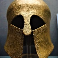 Corinthian Helmet - Benaki Museum