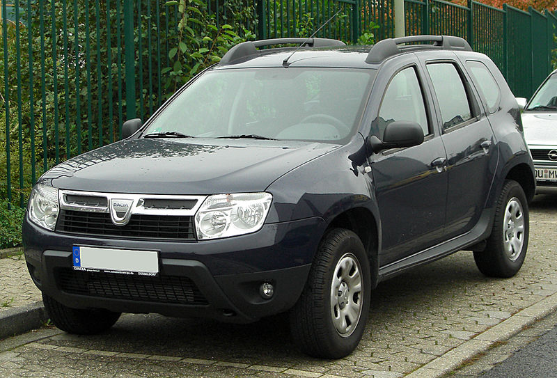 File:Dacia Duster 1.5 dCi front 20100928.jpg